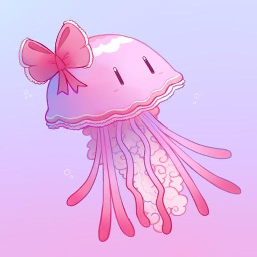JellyFish Stickers