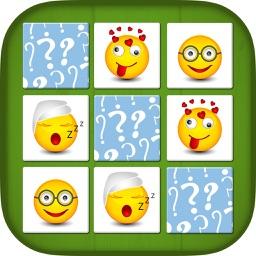 Memory emojis – educational memo game