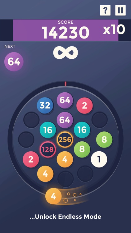 Laps Fuse: Puzzle with Numbers screenshot-4