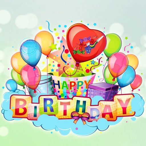 Happy Birth Day Wishes - Gift Cards