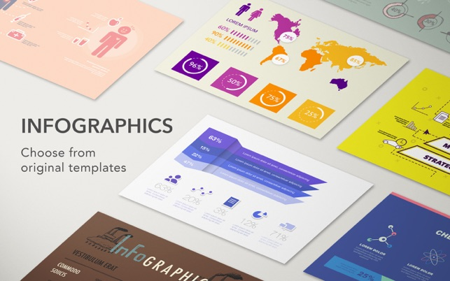 GN Infographics for Adobe Illustrator Templates on the Mac App Store