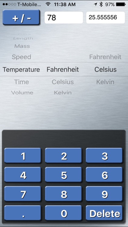 Units Converter - Metric and Standard Unit screenshot-4
