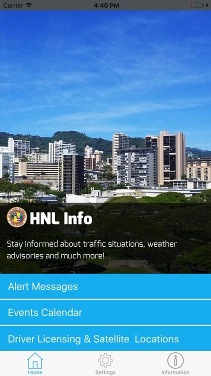 HNL Info
