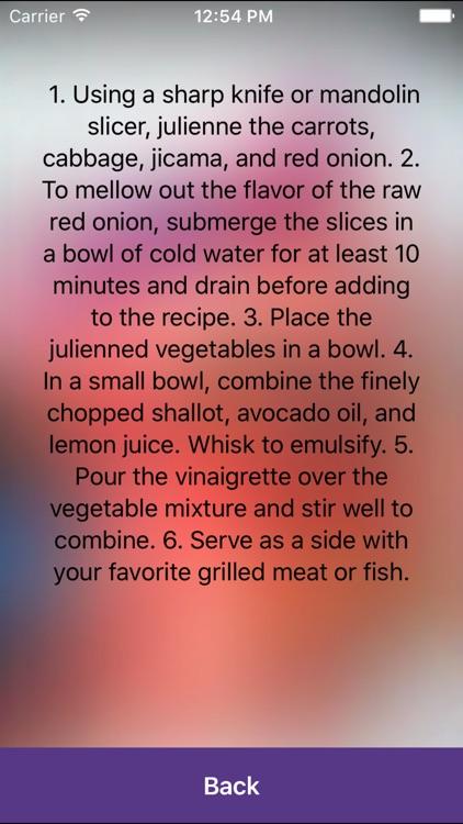 Keto Low Carb Diet: Paleo Recipes screenshot-4