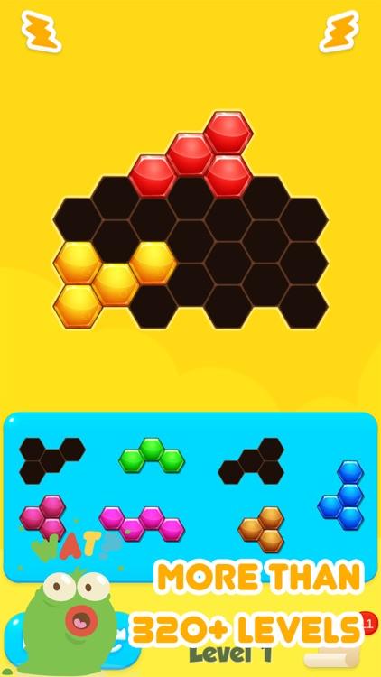 Hexa Forge - Hexagon Puzzle screenshot-4