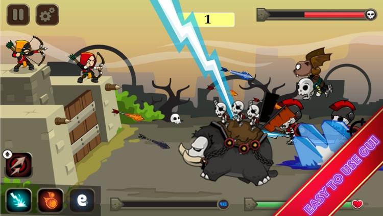 Monster King Defense