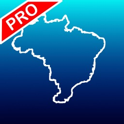 Aqua Map Brazil Pro GPS Offline Nautical Charts
