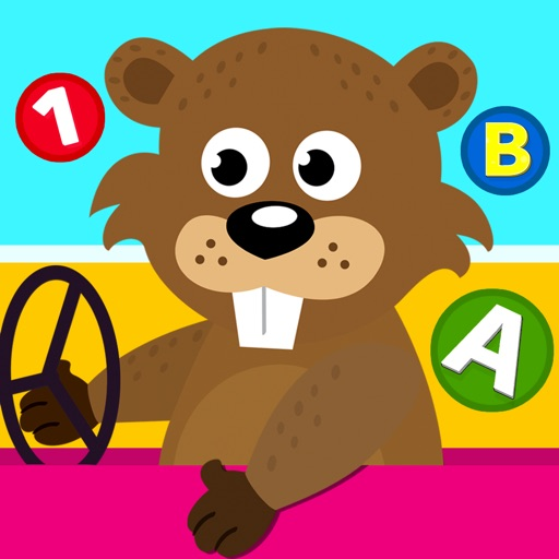 Smart Baby! Kids Educational Games for boys, girls icon