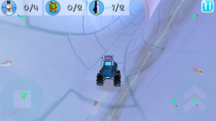 Xmas Monster Mayhem For Kids screenshot-3