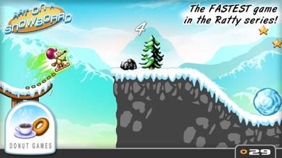 Screenshot from Rat On A Snowboard