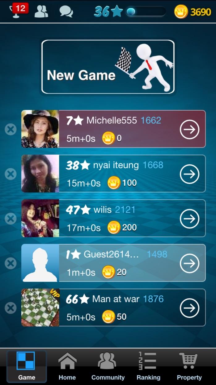 Chess Online + Screenshot