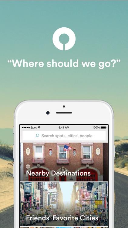 Spot: explore the best places