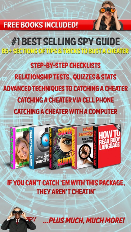 How to Catch Cheaters, Liars & Cheating Spouses