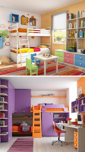 Kids Room Interior Home Design Ideas for Kids on the App Store