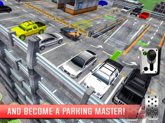Игра Multi Level Parking Simulator