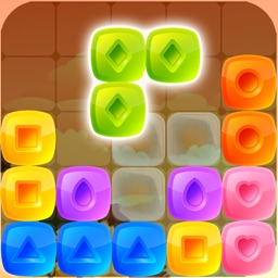 Block Puzzle Candy Fit