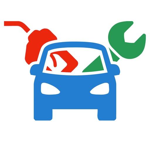 MyAuto - авто органайзер, расход топлива и ремонт