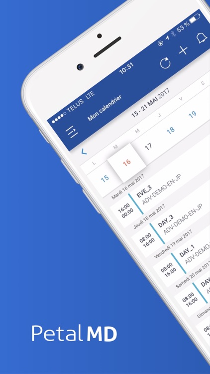 PetalMD - Scheduling and Messaging for Physicians