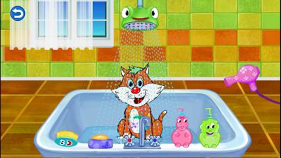 Amazing Cats- Pet Bath, Dress Up Games for girlsのおすすめ画像2