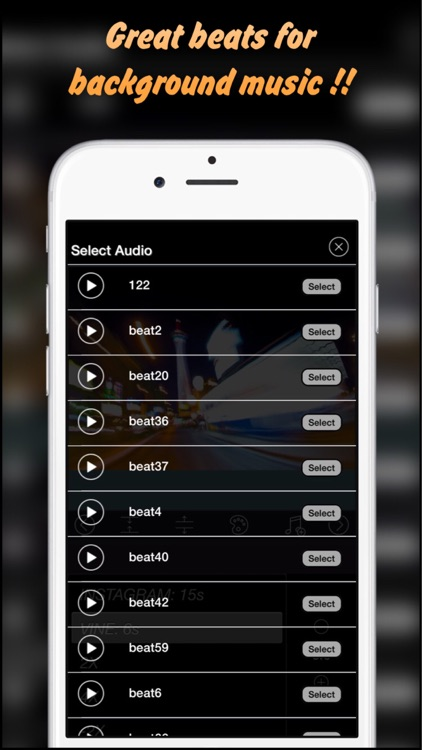 Ez Squeezy - Video Speed Editor for Desired Length screenshot-4