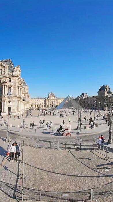 VR Paris Bus Trip Virtual Reality Travel 360のおすすめ画像1