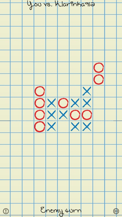 Tic-Tac-Toe Online screenshot-1