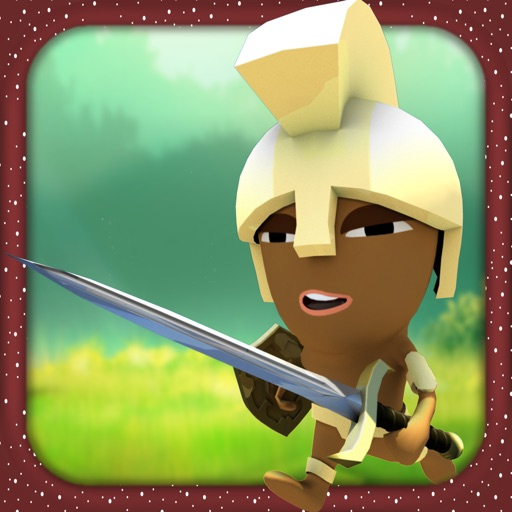 Mini Warrior Labyrinth Pro icon