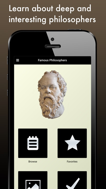 Famous Philosophers screenshot-0