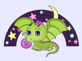 Dragon Babies Stickers