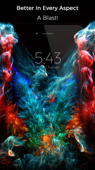 Nebula Lite - Live Wallpapers