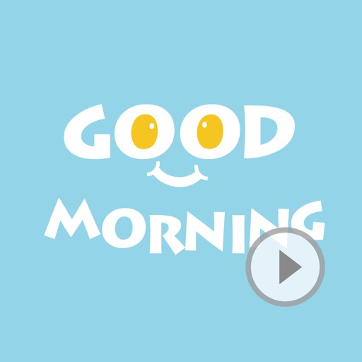 Animated Good Morning Stickers
