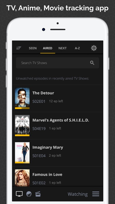 Top 10 Apps like Hobi: TV Show Tracker & Trakt in 2019 for iPhone & iPad