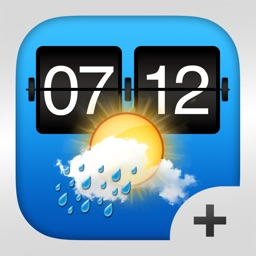 Weather⁺ Apple Watch App