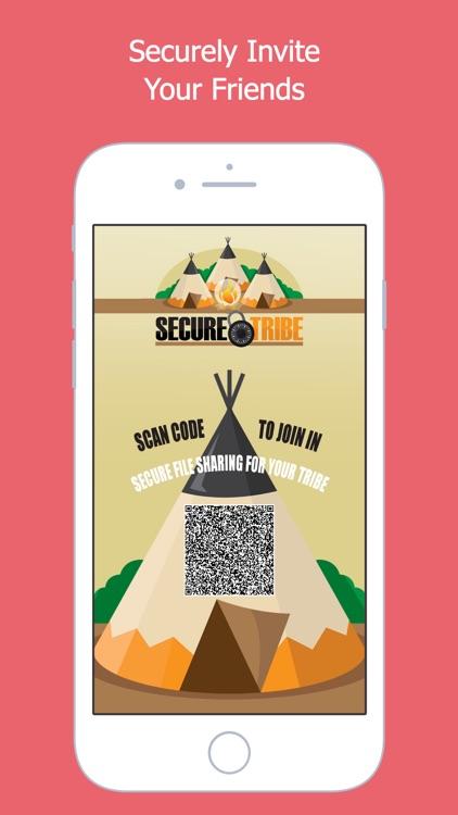 SecureTribe - Private Sharing screenshot-3