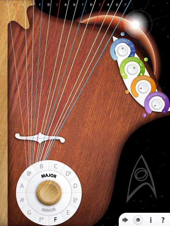 Star Trek™ Vulcan Harp screenshot-2