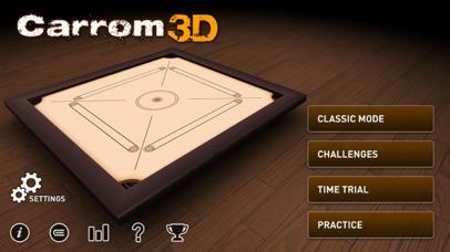 Carrom 3D HD screenshot 5