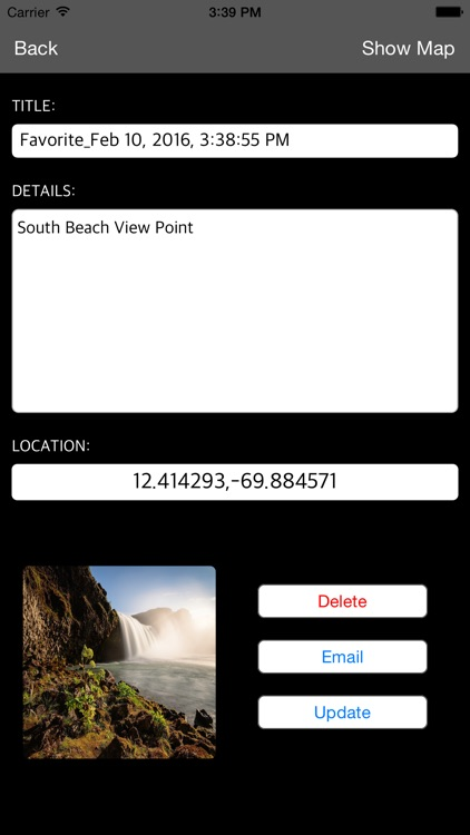 LANAI – GPS Travel Map Offline Navigator screenshot-3