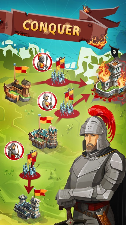 Empire Four Kingdoms screenshot-4