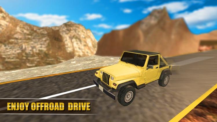 Super Offroad Jeep Driving Simulator