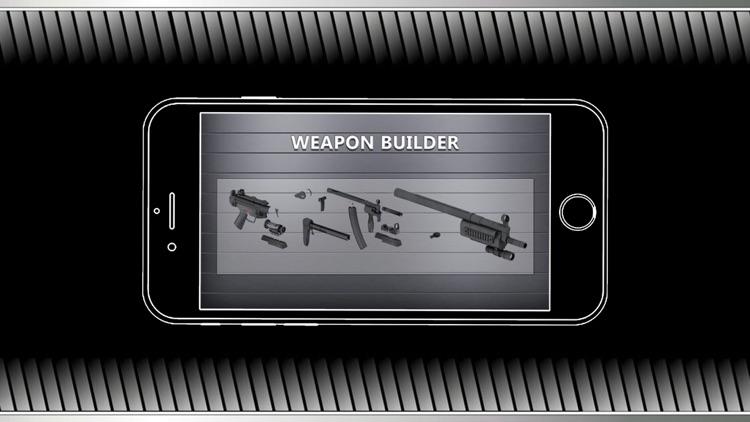 Weapons Builder - Modern Weapons, Sniper & Assault screenshot-3