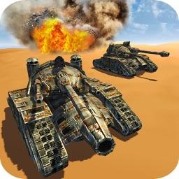 Tanks War Iron force Battle Shooting Games