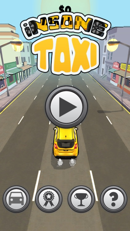 Insane Taxi screenshot-0