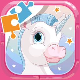 Magic Pony Fairy Tale Puzzles