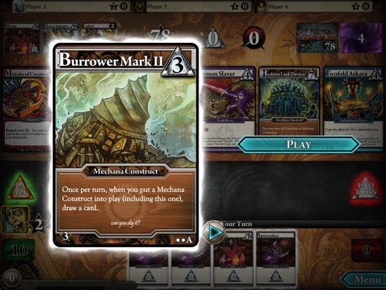 Screenshot #5 for Ascension: Deckbuilding Game