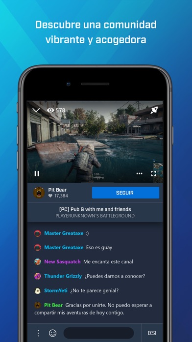download Mixer - Interactive Streaming apps 4