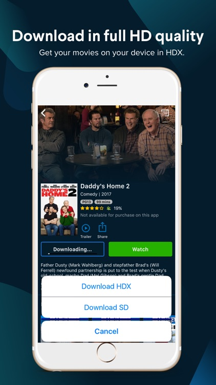 Vudu - Movies & TV screenshot-2