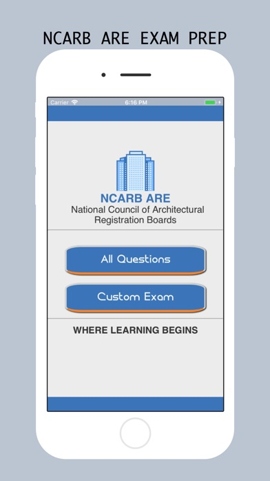NCARB ARE Test Prep 2018 | App Price Drops