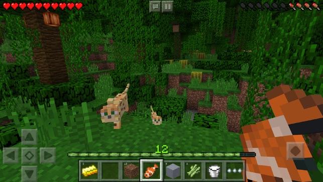 Minecraft Im App Store - Minecraft kostenlos spielen ohne download 3d
