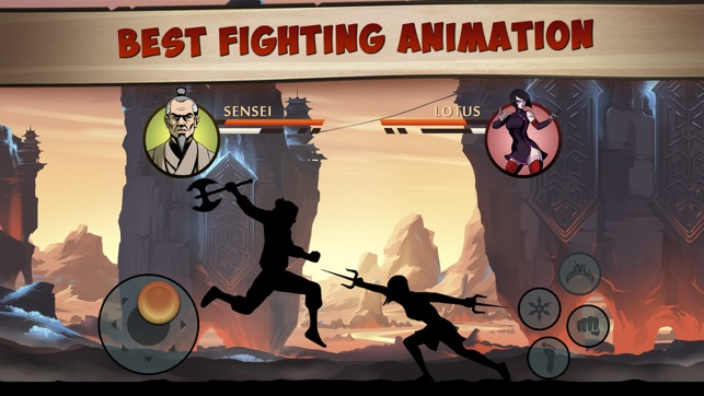 shadow fight 2 unlimited enchantments apk download