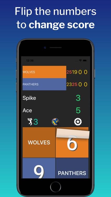 VBall ScoreMaster screenshot-3